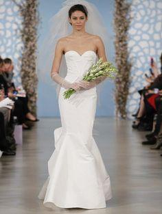 Magnificent Oscar de la Renta Wedding Dresses Spring 2014