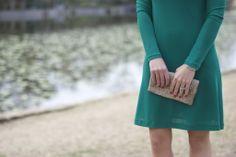 Green Dress   Dallas Wardrobe