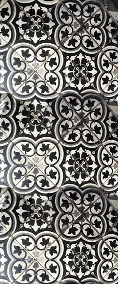 This is the first floor pattern I've seen that I really like. This ...