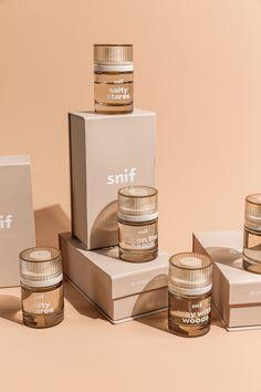 Bottle Packaging, Cosmetic Packaging, Brand Identity Design, Branding Design, Label Design, Package Design, Bottle Design, Packaging Design Inspiration, Fragrance