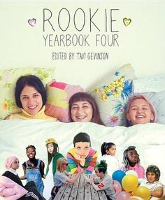 Rookie Yearbook Four by Tavi Gevinson http://www.amazon.com/dp/1595147950/ref=cm_sw_r_pi_dp_5JCzwb08N0FNM