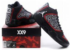 4b2d43cb4fe189 15 Amazing Air Jordan XX9 29 Black White Gym Red Bred Size images ...
