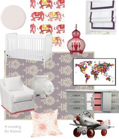 For a baby girl by Design Manifest
