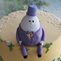 Humpty dumpty baby shower   Humpty Dumpty Cake