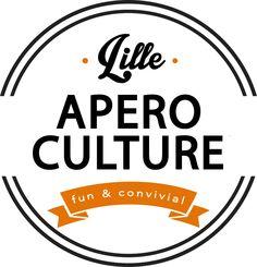 Création du logo pour l'apéro culture.