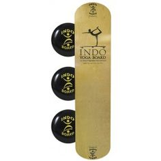 WAAAAANT: Indo Yoga Board Trio Pack