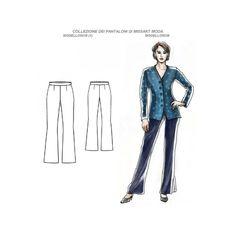 Scarica e stampa adesso cartamodelli gratuiti - www.missart-moda.it Keep In Mind