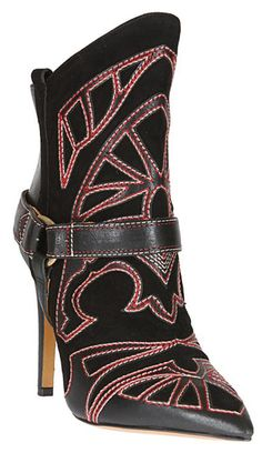 BLACKSON HIGH HEEL bOOT £745