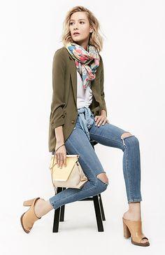 Women's Blouses, Shirts, Tunics, Halter Tops, Dressy Tops & Blouses, Tees, Tanks & T-shirts.   DAILYLOOK