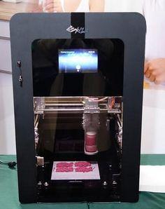 XYZPrinting Announces Two New 3D Food Printers Coming Next Year http://3dprint.com/25002/xyzprinting-3d-food-printer/