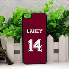 LAHEY NUMBER JERSEY TEEN WOLF IPOD TOUCH 6