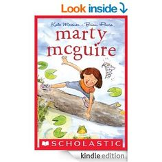 Marty McGuire Series