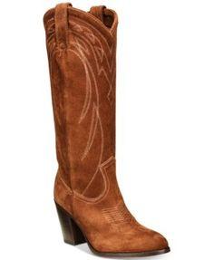 Frye Ilana Pull On Cowboy Boots