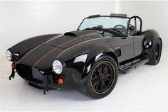 Backdraft Racing Roadster