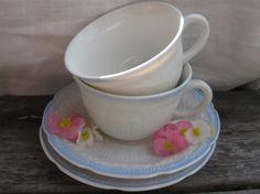 Two Sets of Hazel Atlas Vitrock Alice Pattern Cup and by boivin628, $28.00