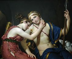 Los neoclásicos creyeron encontrar en la imitación de los modelos clásicos la fórmula definitiva de la belleza