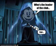 Disney acquired Star Wars.  We all knew there would be changes...
