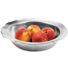 Spanish Bowl by Match Pewter
