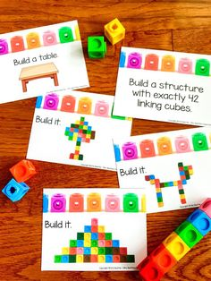 Getting Started With Math Morning Work - Free Sample Activities