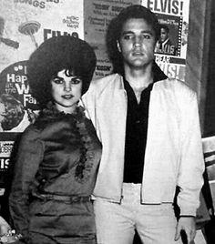 Photos Elvis Presley Priscilla Lisa Marie