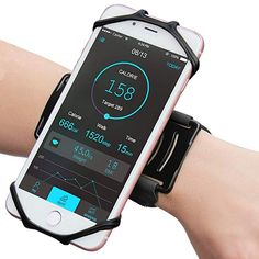 Armbands Mobile Phone Accessories Self-Conscious Outdoor Running Arm Waist Bag Waterproof Mobile Phone Holder Women Gym Fitness Bag Lady Sport Accessories Jogging Belt Armband