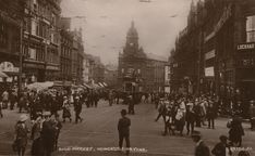 Collection : W Printed Copy : If you would like a printed copy of this image please contact Newcastle Libraries www. Busy Street, Image Please, Vintage Photos, Street View, Number, Prints, Bustle, Collection