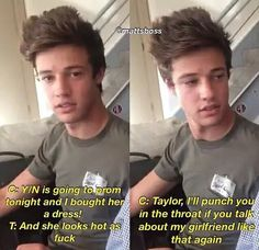 Find images and videos about magcon, cameron dallas and imagine on We Heart It - the app to get lost in what you love. Shawn Mendes Magcon, Shawn Mendes Imagines, Magcon Imagines, Imagines Crush, Harry Imagines, Cameron Dallas Imagines, Macon Boys, Omaha Squad, Cam Dallas