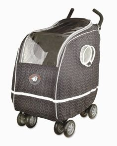 Baby Warm as a Lamb Single or Jogging Stroller Cover Black - WARM AS A LAMB is the only thermally insulated Winter Stroller Coat Cover that keeps babies and toddlers completely protected and warmer from the frigid cold winds  snow and other winter elements.  Designed with adjustable pulls to fit all Single and Double standard size strollers  lightweight strollers and jogging stroll ...