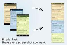 Cómo hacer capturas de pantalla a tamaño completo