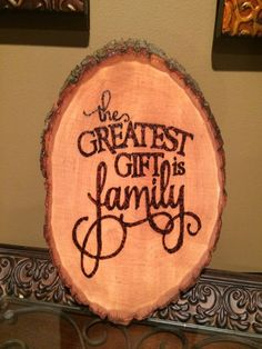 Handmade rustic country wood burned wooden by ShamShack on Etsy