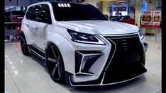 """Acquire wonderful suggestions on """"Sports Utility Vehicles"""". They are actually on call for you on our web site. Lexus Lx570, Lexus Cars, Suv Cars, Suv Comparison, Best Luxury Cars, Futuristic Cars, Cool Cars, Dream Cars, Classic Cars"""
