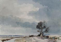 Edward Seago | Turf Fen, Norfolk