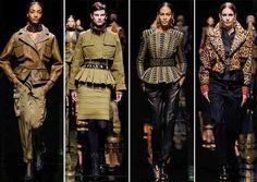 cool Balmain Fall/Winter 2015 Collection – Paris Fashion Week