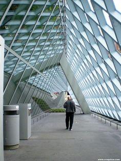 Biblioteca Publica de Seattle