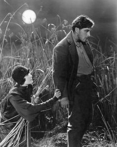Scene from FW Murnau's Sunrise. Sunrise was an American film made in 1927. He already made a name for himself quickly after the immigration. This is my personal favorite silent film of all time.