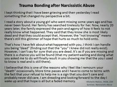 Trauma bonding,  no contact.  A recovery from narcissistic sociopath relationship abuse.