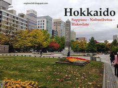 Hokkaido Autumn Vacation: Sapporo - Noboribetsu - ...