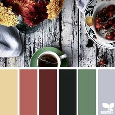 fall color palette, would you like a free painting estimate of this? #richardstewartpainting #losangeles #paintingcontractor