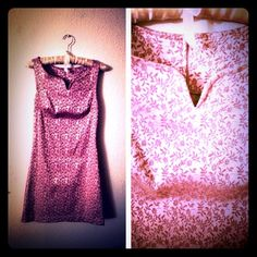 Pastel pink & fuchsia embroidered floral dress Pretty in pink & fuchsia floral mini dress . Has a boat neckline with a small 'v' cut . Has zip up opening/closure in the back . Fits sizes 2-4 . Material consists of : 95%polyester & 5% spandex . Great garment for events & formals . Worn a few times ... Great condition ! Dry clean only recommended ! Make me an offer ! Dresses