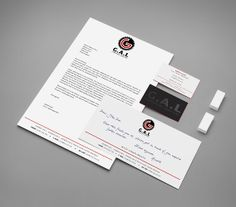Work in Progress: G.A.L Carpentry Services  Basic Stationery concept, includes: A4 Letterhead, Business Card and Compliment Slip designs.