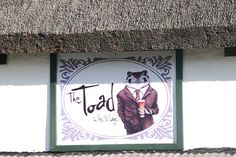 The Toad in the Village - an institution in Noordhoek. It's the perfect place to enjoy a cold beer in a pub environment.