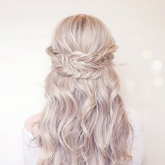 Summer Hair | Wrap Around Fishtail Braids lovecatherine.co.uk Instagram catherine.mw xo