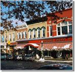 Baraboo, Wis. Love the downtown and Ringling Theater too - saw my first movie there, Cinderella