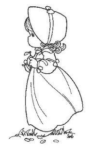 Sweet Children - 999 Coloring Pages Hand Embroidery Patterns, Vintage Embroidery, Embroidery Applique, Embroidery Stitches, Quilt Patterns, Machine Embroidery, Embroidery Designs, Precious Moments Coloring Pages, Digi Stamps