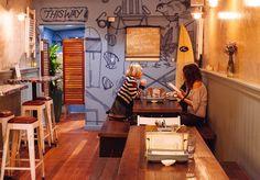 The Bach Eatery Newtown Broadsheet Sydney - Broadsheet