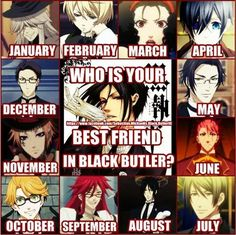 What is your month