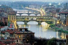 Florence - I could happily live there.