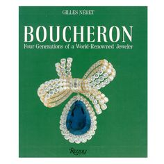 Boucheron Book | From a unique collection of vintage  at http://www.1stdibs.com////