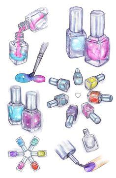 liz meester fashion illustration water color