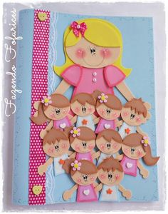 Crafts For Kids, Arts And Crafts, Art And Craft Videos, Paper Dolls, Baby Room, Princess Peach, Education, Drawings, School